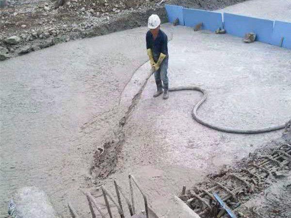 水泥发泡混泥土